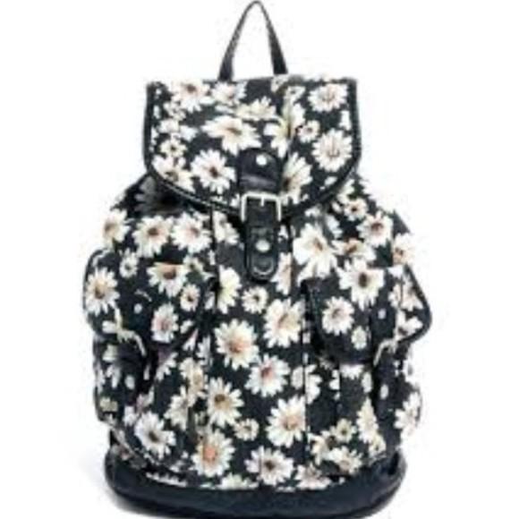 daisy bag backpack backpack