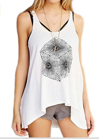 top tanks white tank top