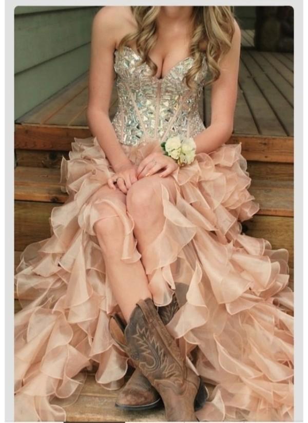 dress sweetheart dress prom dress pink dress wedding dress sequin dress