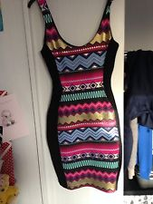 Lipsy, Aztec, Body Con Dress, Size 8, Never been worn! | eBay