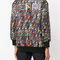 Fendi fun fair bomber jacket - farfetch