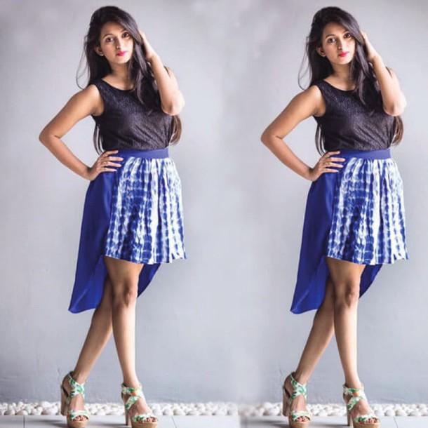 skirt clothes knee-length  skirt best gifts