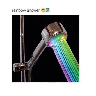home accessory rainbow