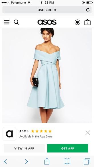 dress blue blue dress dress blue light blue dresses light blue baby blue baby blue dress off the shoulder off the shoulder dress