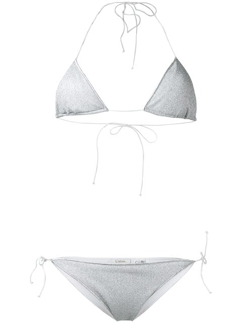 Oseree Lumiere Bikini Set - Farfetch