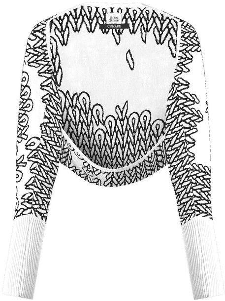cardigan cardigan women white sweater