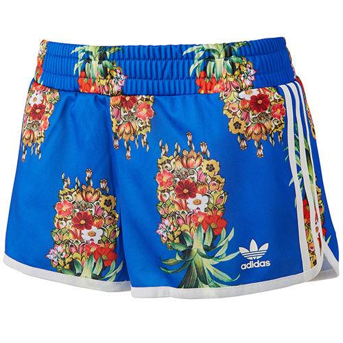 Adidas FLORALINA FRUTAFLOR BORBOFLOR TUCANARIO Shorts Pants Farm X Brazil 2014