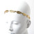 Gold Metal Leaf Headwrap, Perrie, Little Mix Style, Headwraps, Hair, all, Headbands Fashion trends, accessories and jewellery for young women