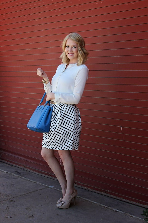 fashion flirtation top skirt shoes bag belt jewels