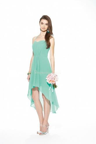 dress high low bridesmaid dresses green bridesmaid dresses chiffon bridesmaid dresses halter bridesmaid dresses