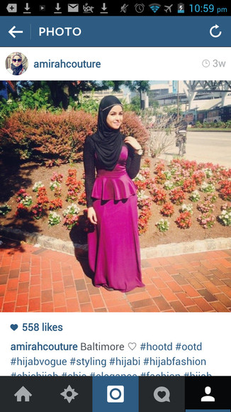 queen purple dress muslim outfit muslim outfits summer dress summer outfits cute dress hot maxi dress