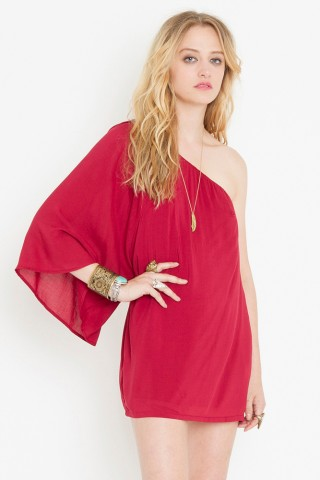 Serious flare dress