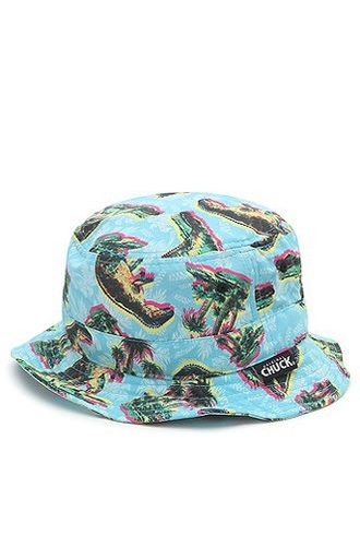 hat bucket hat clothes accessories cool tumblr style swag printed bucket hat