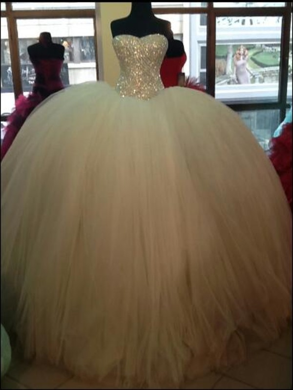 dress wedding dress tulle wedding dress princess wedding dresses