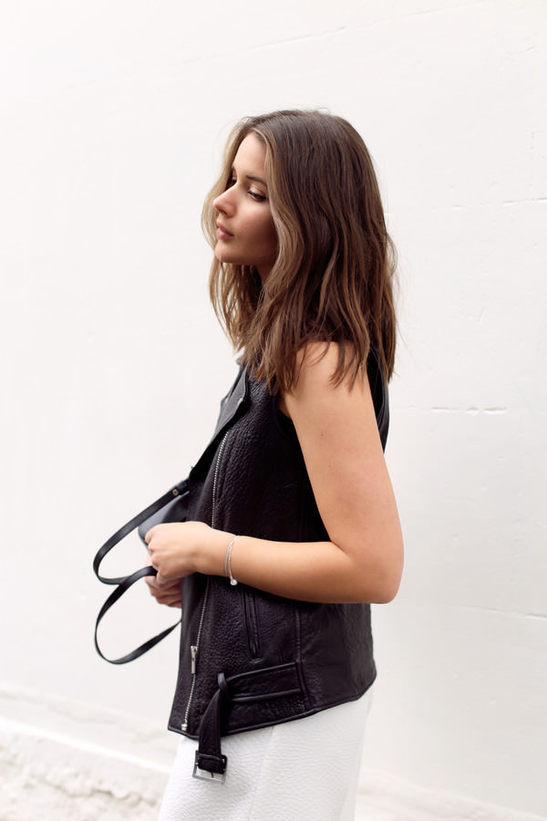 harper & harley blogger jacket jewels top bag