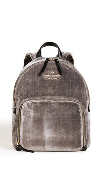 Kate Spade New York backpack charcoal bag