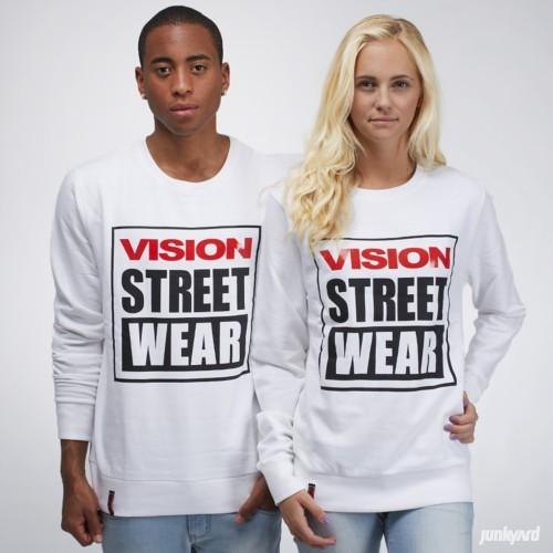 Vision Street Wear - Sweater - Logo - Junkyard.com