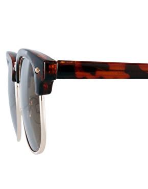 ASOS | ASOS Tort Clubmaster Sunglasses at ASOS