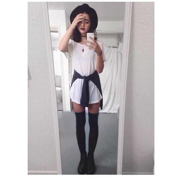 e0c8733e2d5b shirtdress shirt dress t-shirt dress oversized t-shirt white shirt white t-