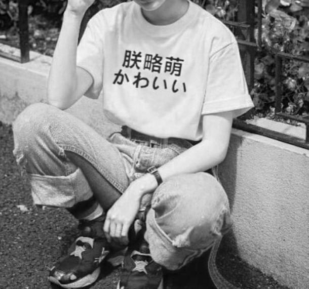shirt grunge cool
