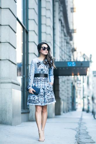 wendy's lookbook blogger dress shoes bag sunglasses jewels
