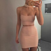 top,nude,nude dress,two piece dress set,two-piece,skirt,bodycon,crop,cropped,crop tops,blush pink,fashion,mini skirt,bodycon dress,party dress,sexy party dresses,sexy,sexy dress,party outfits,sexy outfit,summer dress,summer outfits,spring dress,spring outfits,fall dress,classy dress,elegant dress,cocktail dress,cute,cute dress,girly,girly dress,date outfit,birthday dress,summer holidays,clubwear,club dress,romantic dress,romantic summer dress,wedding clothes,wedding guest,engagement party dress,pool party,new year dresses,dress,pink dress,choker necklace,choker dress,holiday dress,halter dress,graduation dress,dope,clothes,mini dress,autumn/winter,homecoming,homecoming dress,nude top,nude skirt,bodycon skirt,pencil skirt,pink skirt,high waisted skirt,outfit,outfit idea,cute outfits,style,stylish,summer top,tank top,cute top,pink top,pink choker,pink,mini,peach,pink bodycon skirt,light pink,short dress,clubwewar,instagram,prom,prom dress,short prom dress,formal dress,formal event outfit,holiday season,christmas dress,celebstyle for less