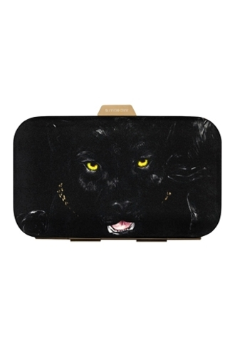 bag givenchy panther clutch