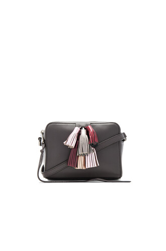 mini bag crossbody bag charcoal