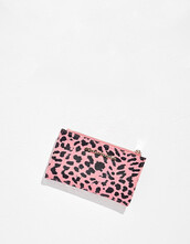 basic,purse,print,pink,leopard print,bag