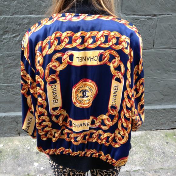 jacket chain chanel chanel jacket chanel chains