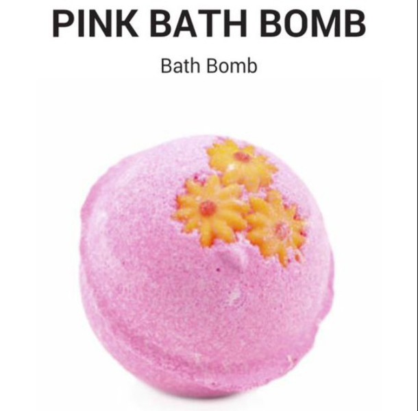 bath bomb cosmetics body care