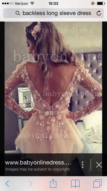 dress short short dress white backless prom dress backless dress
