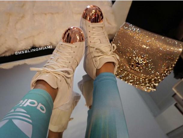 Adidas Superstar Rose Gold Toe Cap flagstandards.co.uk 97d8eff0a89