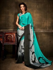 blouse,printed saree,casual saree,online shopping,ethnic wear