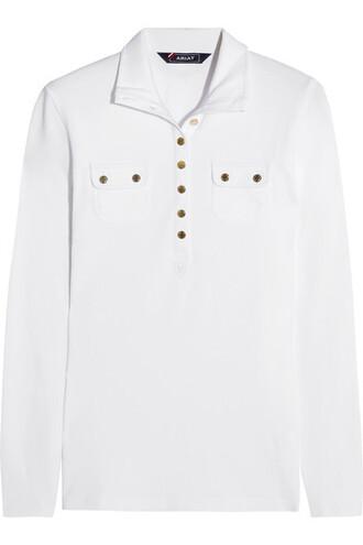 top white cotton