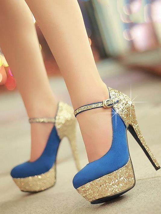 Shing high heel shoes