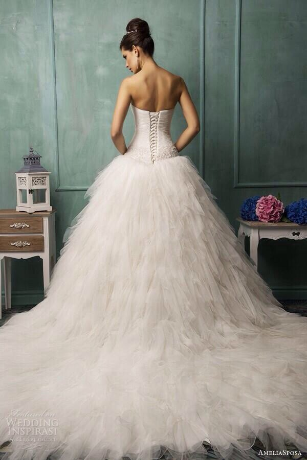 wedding dress corset top organza wedding dress white wedding dress beautiful gown