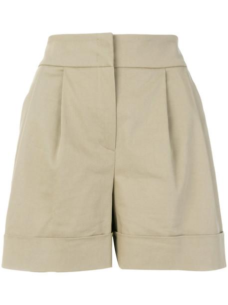 shorts high women nude cotton