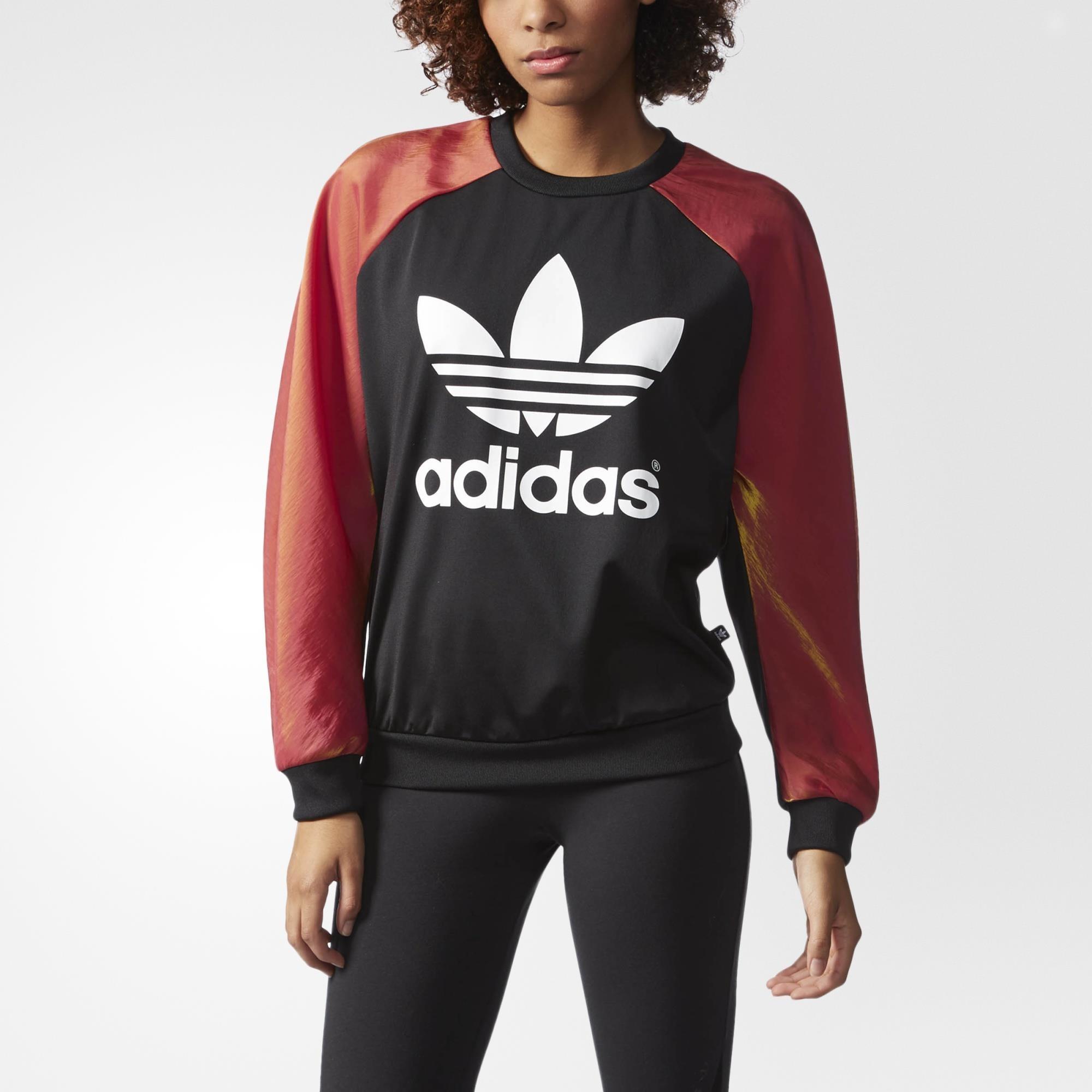 sale retailer e053f 3a1a9 ... adidas space shifter sweatshirt svart adidas sweden