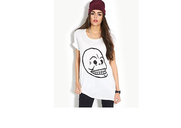 Cheap Monday  Easy T-Shirt - BANK Fashion