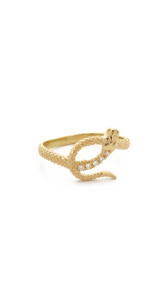 diamonds ring gold white jewels