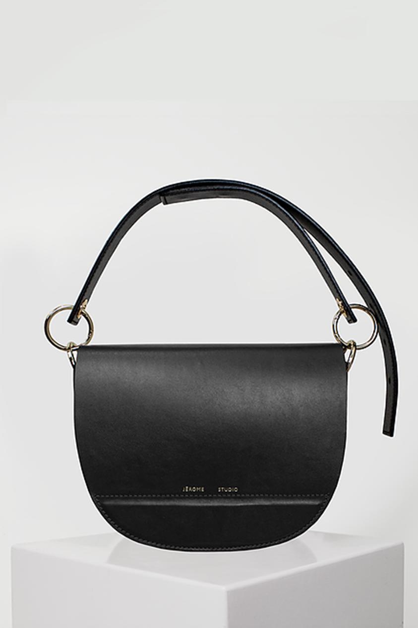 Jerome Studio Arc Bag in Black