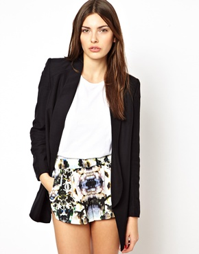 Finders Keepers   Finders Keepers - Make Your Mark - Blazer long chez ASOS