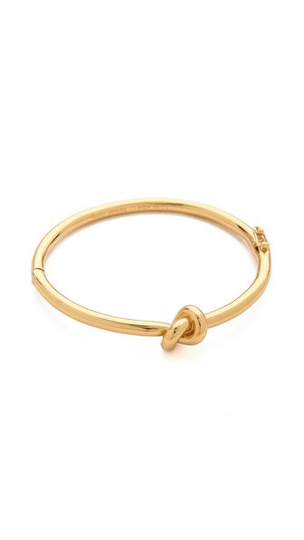 Kate Spade New York Sailor's Knot Bangle Bracelet | SHOPBOP