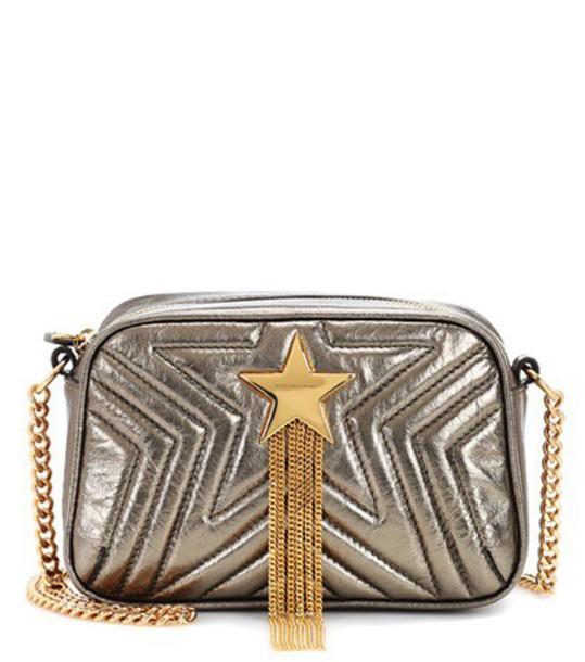 Stella McCartney bag crossbody bag leather brown