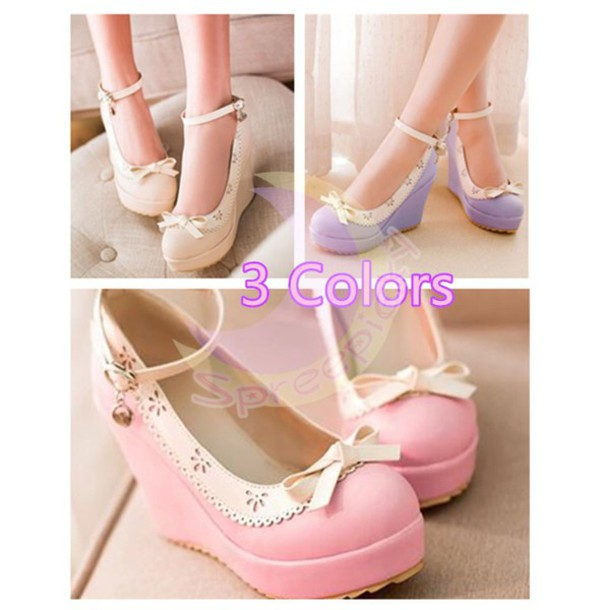 shoes kawaii shoes