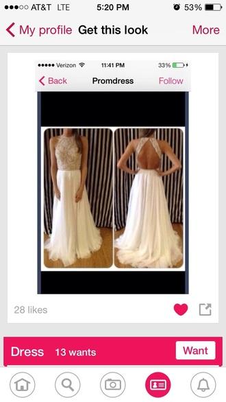 dress sequin prom dress white dress backless prom dress backless dress sequin dress sequins