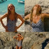 swimwear,mamma mia,movie,one piece,boho,bohemian,greek,greece,tropical,print,pattern,ocean,swimming,bohemian bathers,boho bathers,amanda seyfried,one piece swimsuit,greek goddess,boho swimwear,boho swimsuit,gorgeous,amazing,bikini,diamonds,diamond pattern