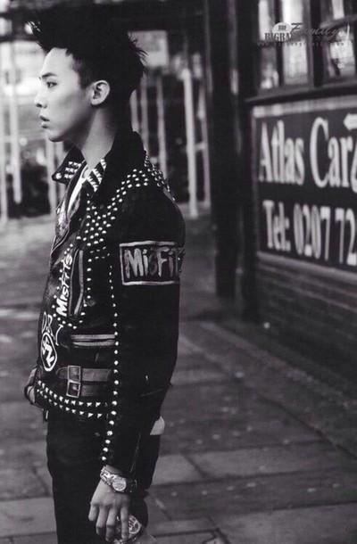 Jacket Big Bang Gdragon Gdragon Kpop Korean Fashion