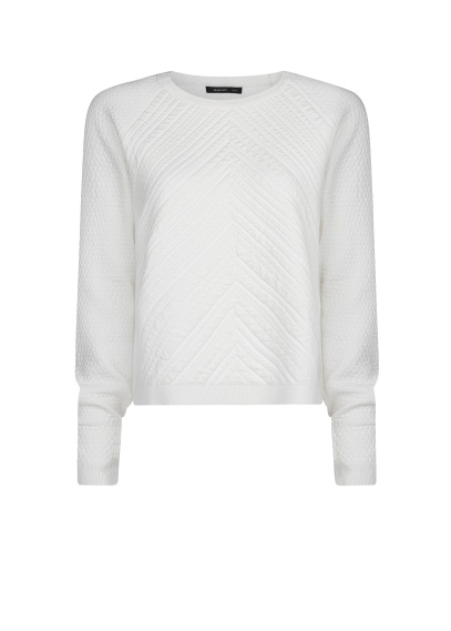 MANGO - CLOTHING - Cardigans and sweaters - Textured sweater